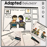 Adapted behavior book. Social & behavior skills for Autism and Special Education