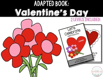 Adapted book: Valentine's Day!