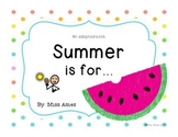 Adapted book about Summer