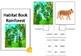 Habitat Bundle ADAPTED BOOKS (level 1, level 2 and level 3) & activities