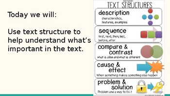 Adapted from Lucy Calkins Informational Reading- 4th Grade Unit 2 - Session 3