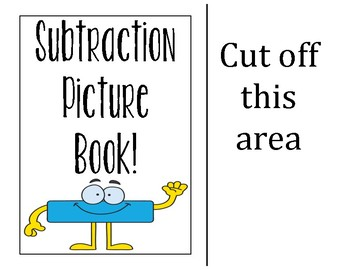 Adapted subtraction book