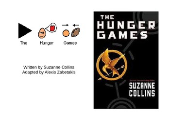 Adapted version of The Hunger Games