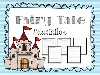 Adapting a Fairy Tale