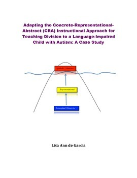 Adapting the (CRA) Approach for Teaching Division to a Child with Autism