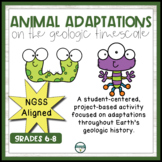 Adaptions on the Geologic Timescale Project