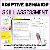 Adaptive Behavior Skills Assessment Guide