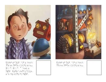 Adaptive Book- Beep!  Beep! Go to Sleep!