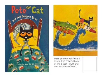Adaptive Book- Pete's Bedtime Blues