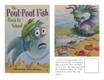 Adaptive Book- Pout Pout Fish goes to School
