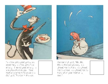 Adaptive Book- The Cat in the Hat
