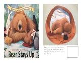 Adaptive Books-Bear Stays Up