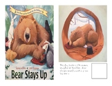 Adaptive Books-Bear Stays Up