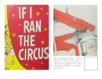 Adaptive Books- If I Ran the Circus