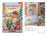 Adaptive Books- Just a Snowman