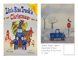 Adaptive Books- Little Blue Trucks Christmas