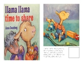 Adaptive Books-Llama Llama time to share