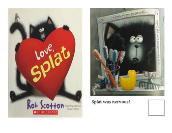 Adapted Books- Love Splat