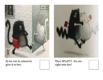 Adapted Books- Love Splat