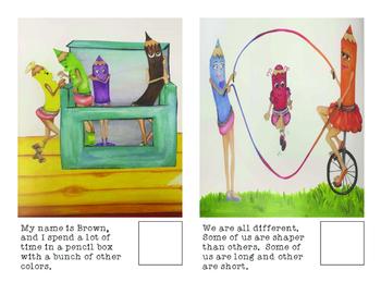 Adaptive Books- Making Friends