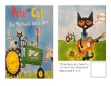 Adaptive Books- Pete the Cat, Old MacDonald