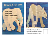 Adapted Books- Polar Bear, Polar Bear