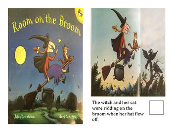 Adapted Books- Room on the Broom