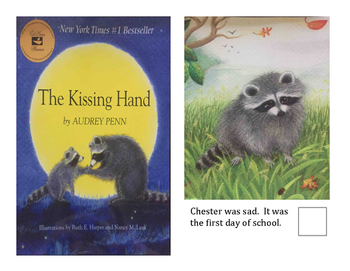 Adapted Books- The Kissing Hand