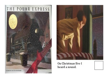 Adapted Books- The Polar Express