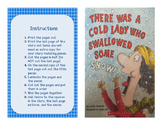 Adaptive Books- There was an cold lady