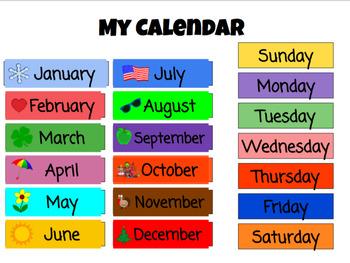 Adaptive Calendar