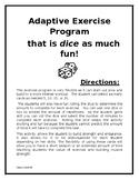 Adaptive Fitness Routine
