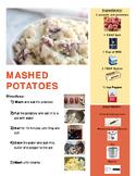 Adaptive Mashed Potatoes Recipe!