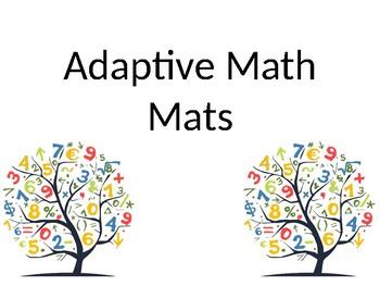 Adaptive Math Mats
