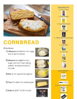 Adaptive Picture Cornbread Recipe!