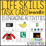 Life Skills Task Cards BUNDLE