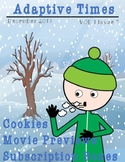 Adaptive Times Magazine December Holiday Special Ed Autism movies