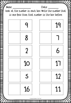 Add 1 and take 1 from a number