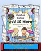 10 More Math Center Game Bundle