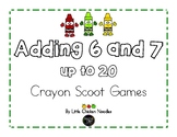 Add 6 & 7 up to 20 Scoot Games