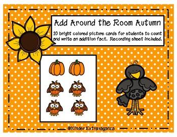 Add Around the Room Autumn