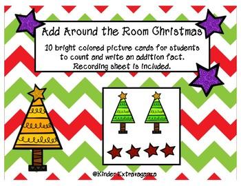 Add Around the Room Christmas