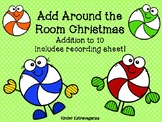 Add Around the Room Christmas