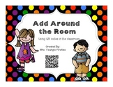 Add Around the Room-Using QR Codes