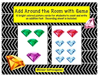 Add Around the Room with Gems