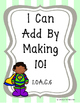 Add By Decomposing a Number Math Packet