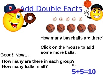 Add Double Facts