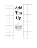 Add Em' Up