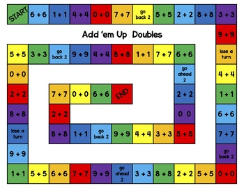 Add 'Em Up: An Addition Math Game