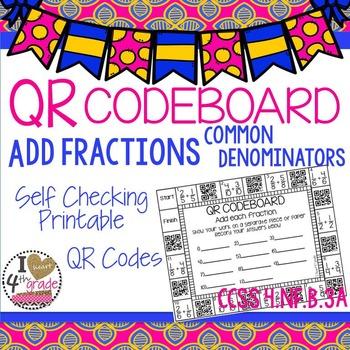 Add Fractions CCSS 4.NF.B.3a